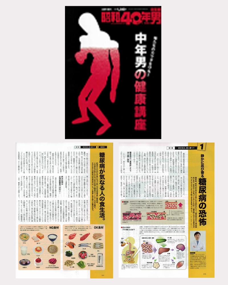 クレタパブリッシング「昭和40年男 総集編 4月号増刊 」に掲載されました!